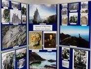 pic 19 Exhibition board featuring Danny Macaskill